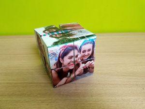 Cubo Magico Portafoto