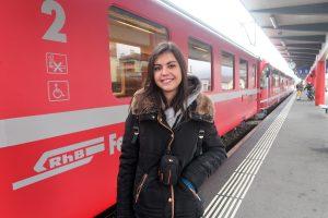 Trenino Rosso Del Bernina – Da Tirano a St. Moritz