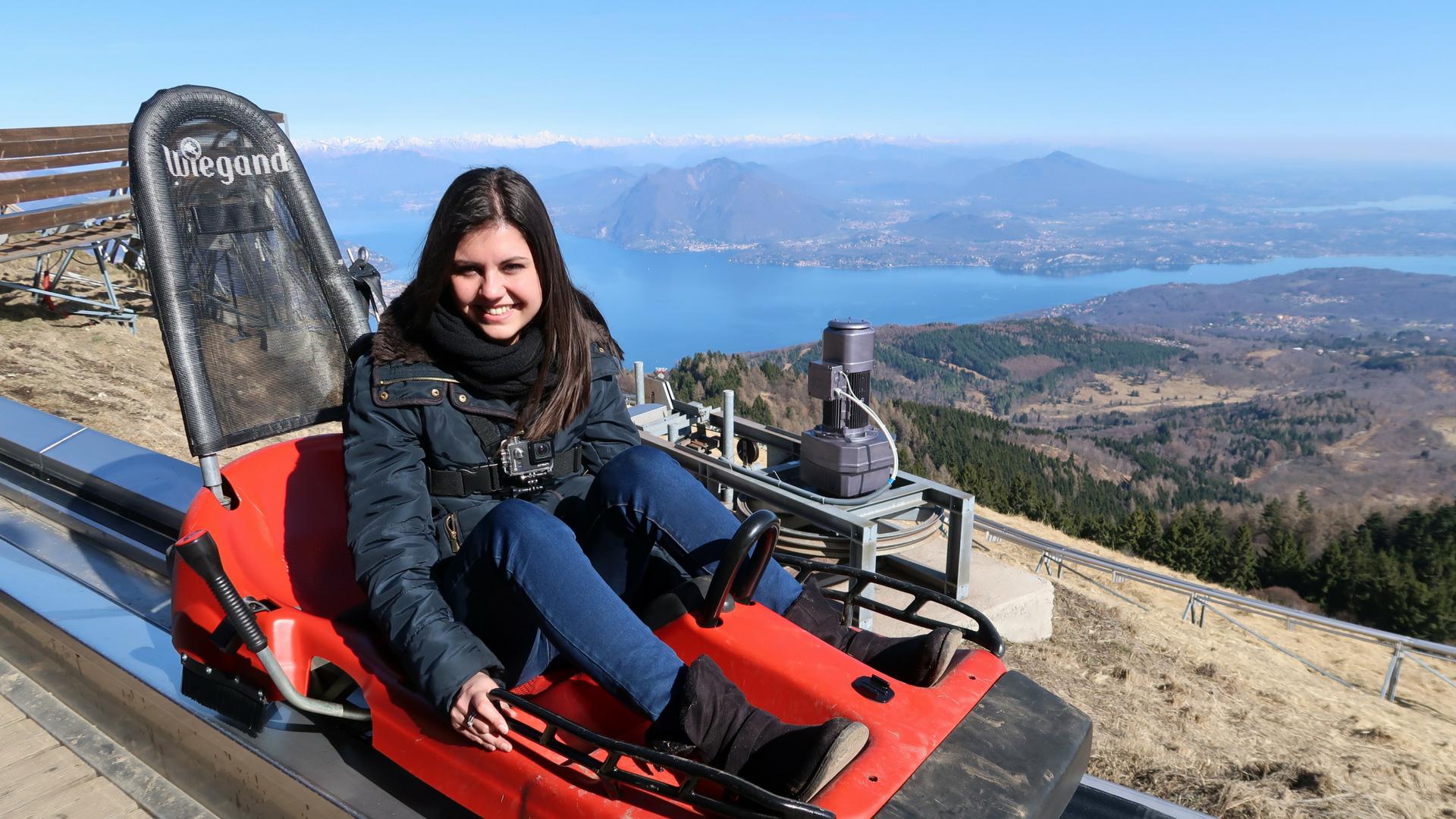 Gita al Monte Mottarone Alpyland e Villa Pizzini