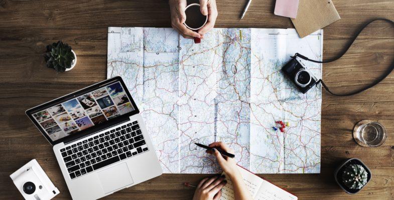 Come organizzare un viaggio fai da te?