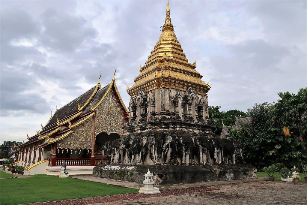 Chiang Mai Wat Chiang Man