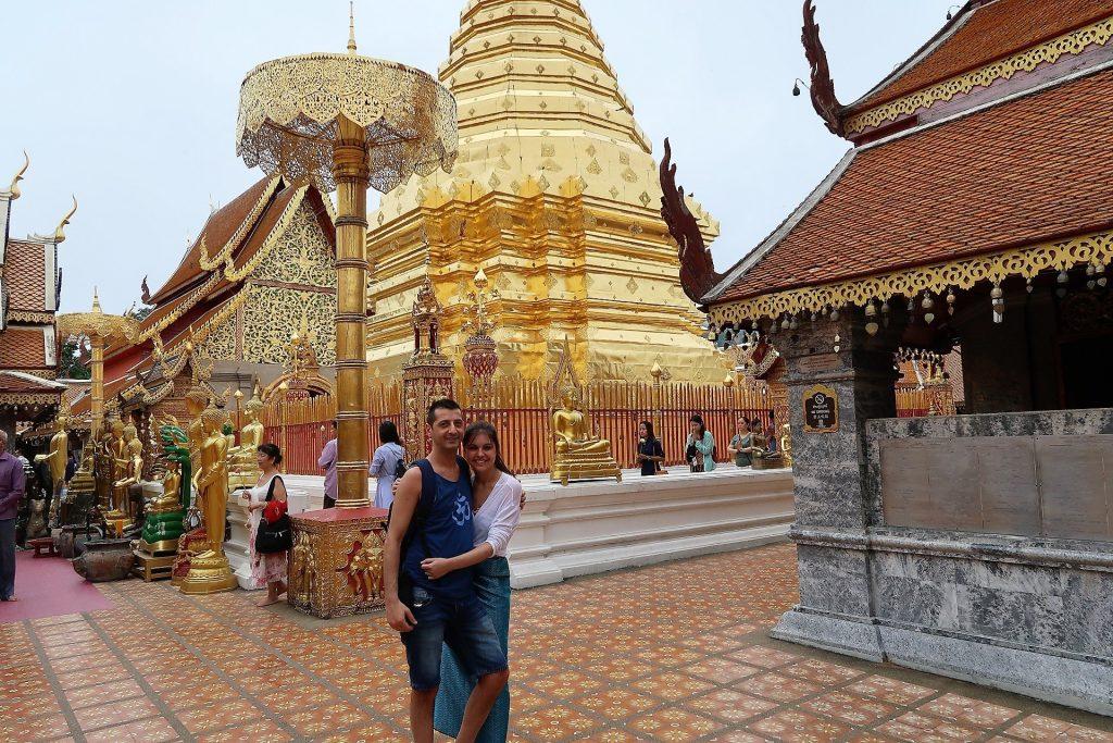 Chiang Mai Wat Phrathat Doi Suthep