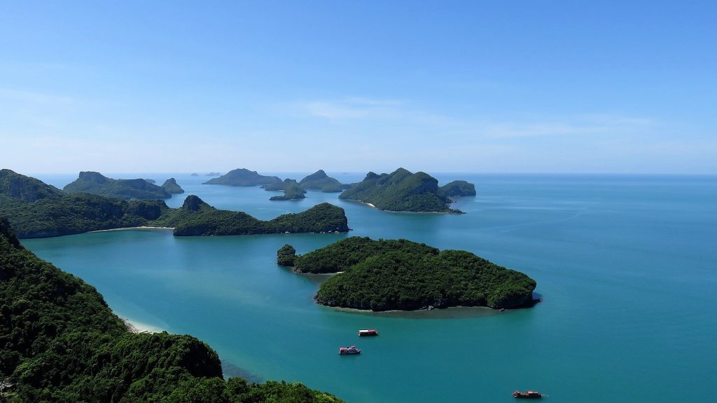 ang thong viewpoint koh samui