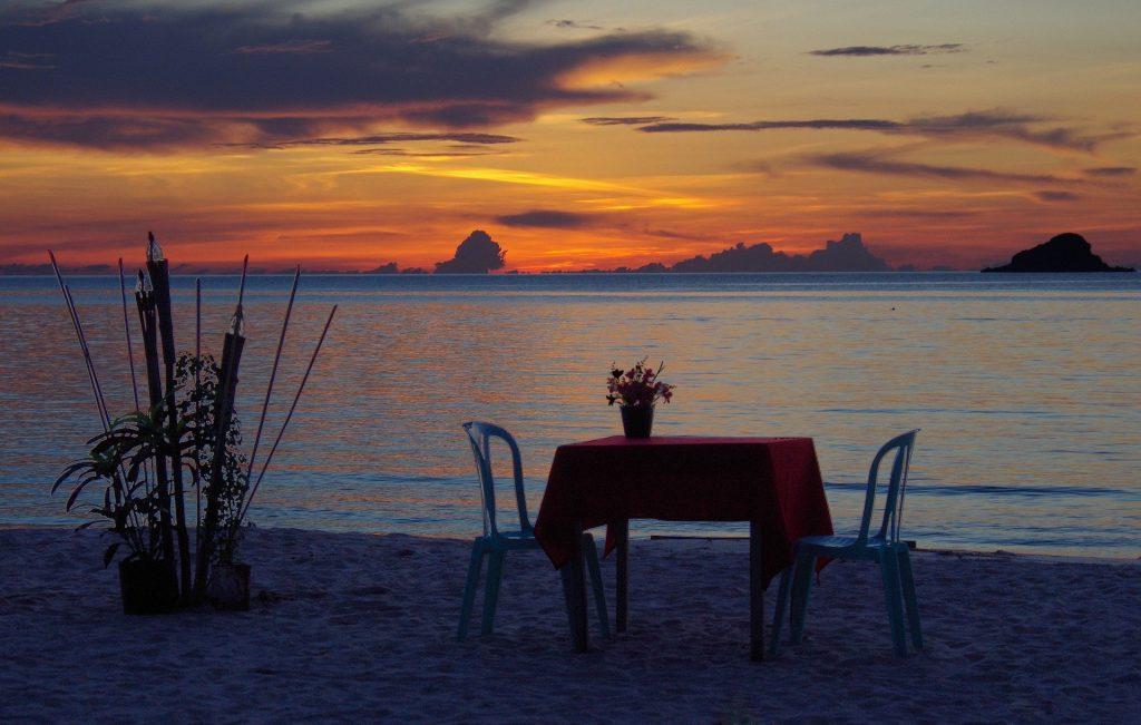 cena a jimbaran