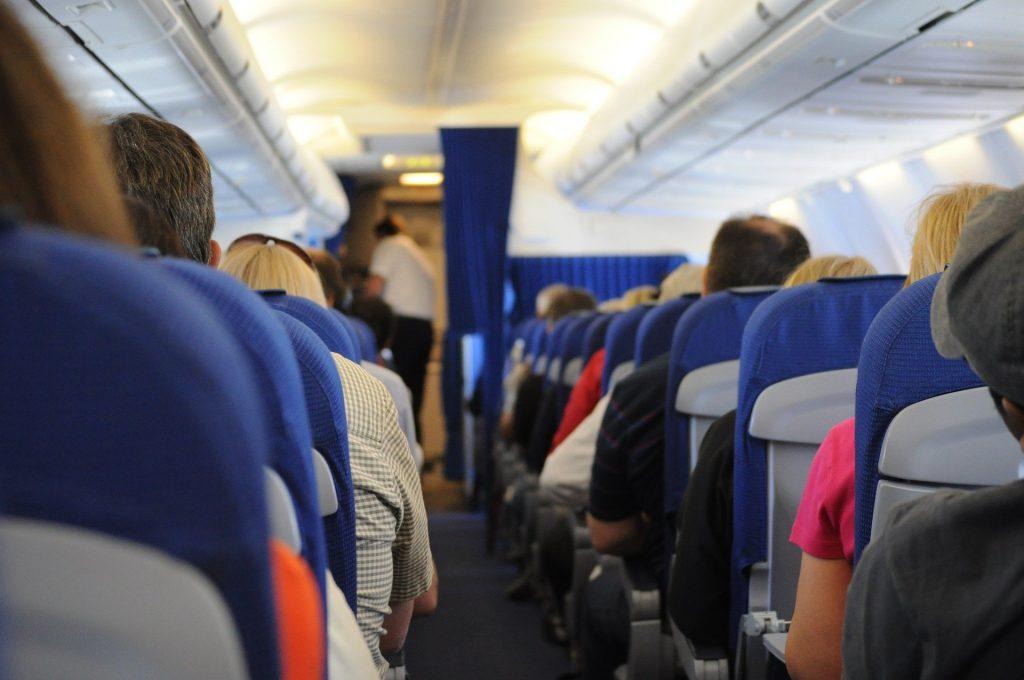 passeggeri aereo