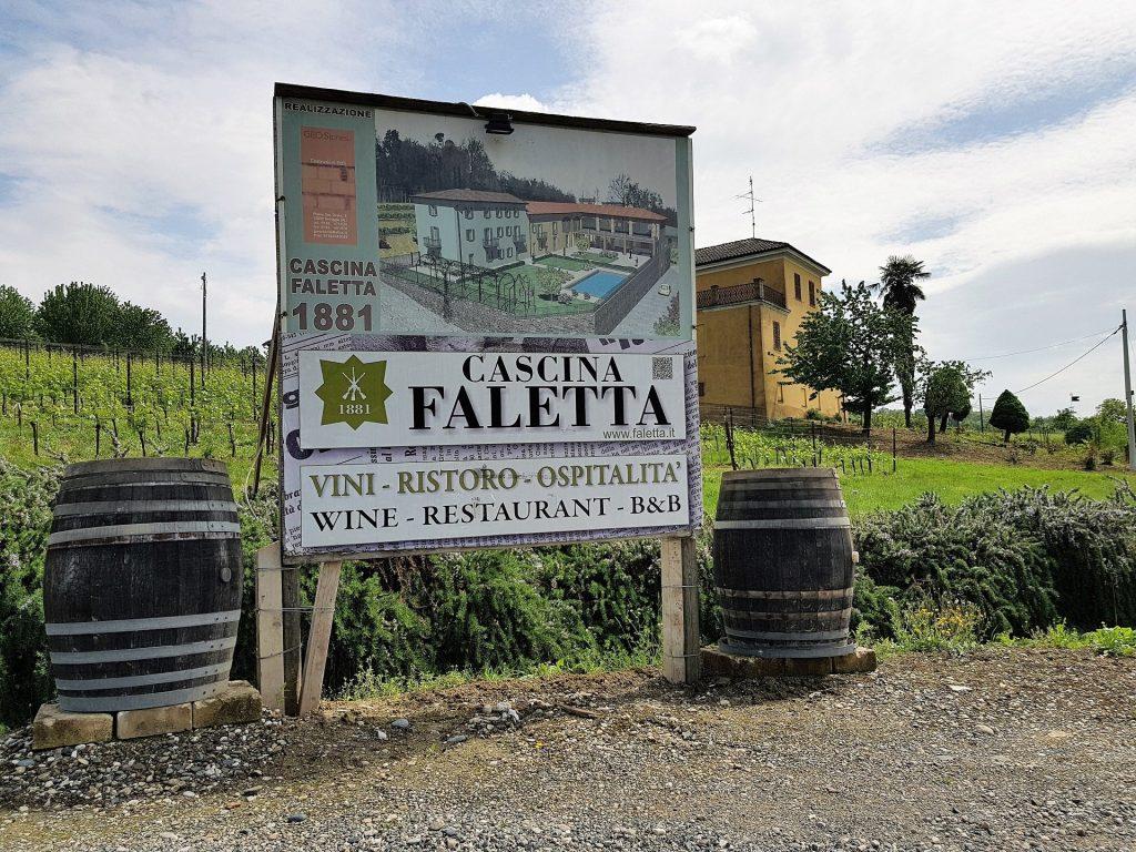 Cascina Faletta insegna