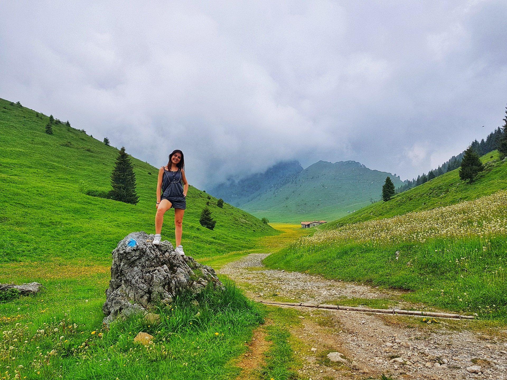 Monte Farno Valgandino - roccia