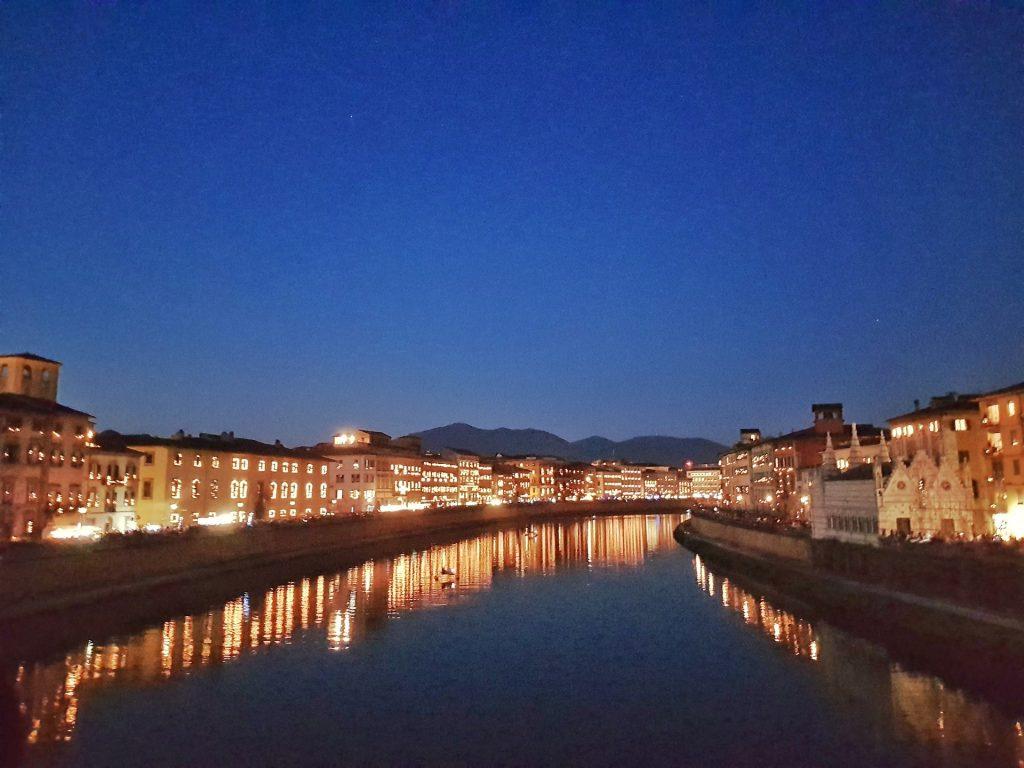 Luminara di San Ranieri a Pisa