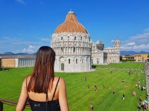 Piazza del Duomo di Pisa