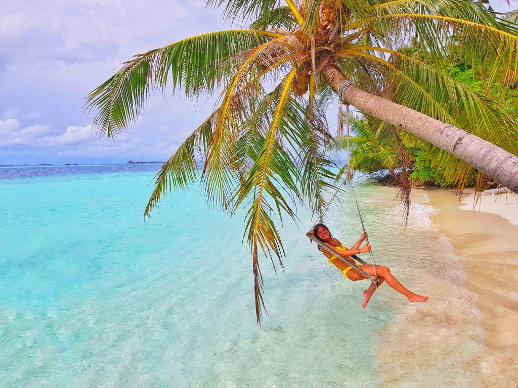 maldive angolo di paradiso