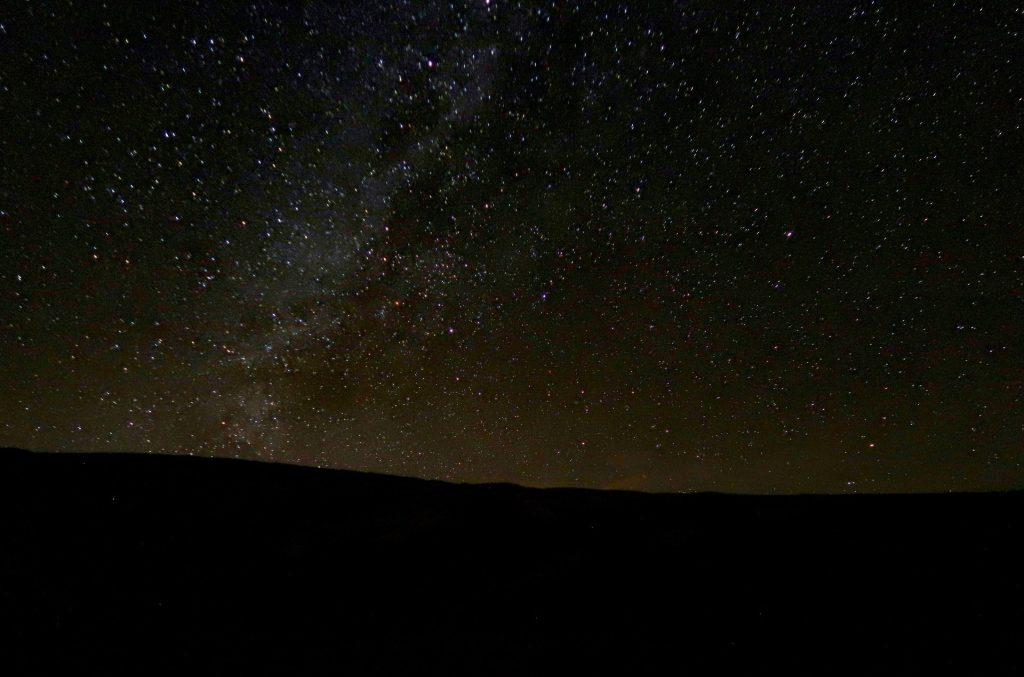 Stelle cadenti deserto Sahara MAROCCO