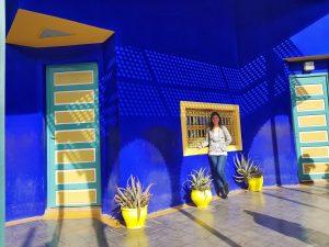villa blu giardini majorelle