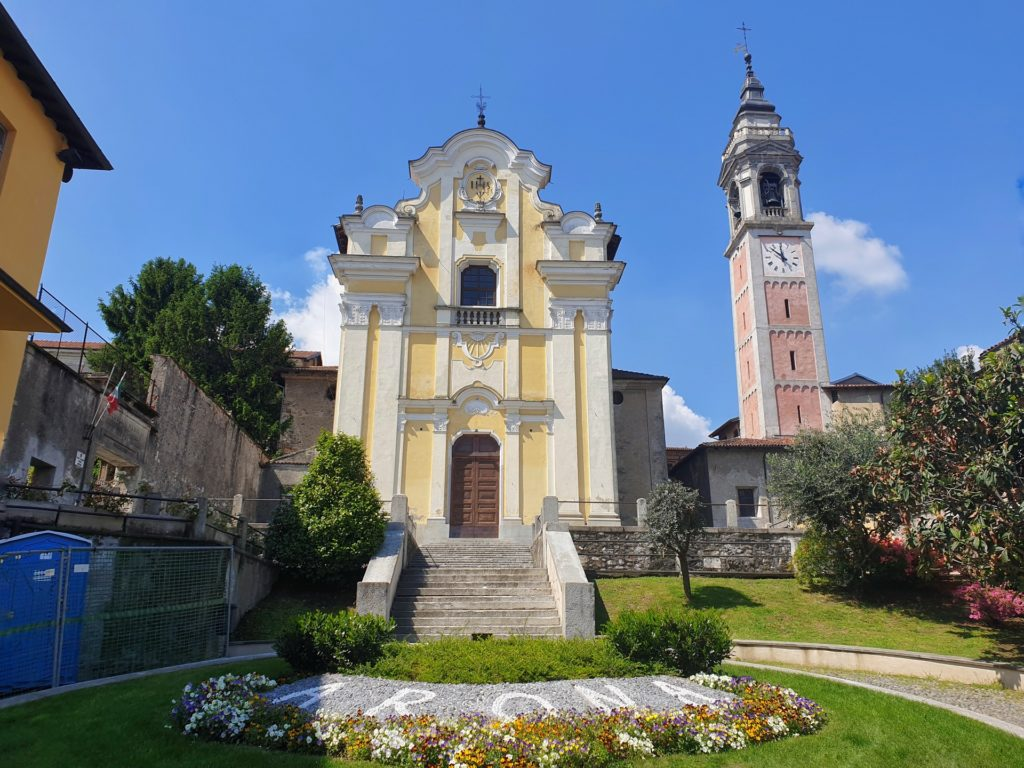 chiesa arona
