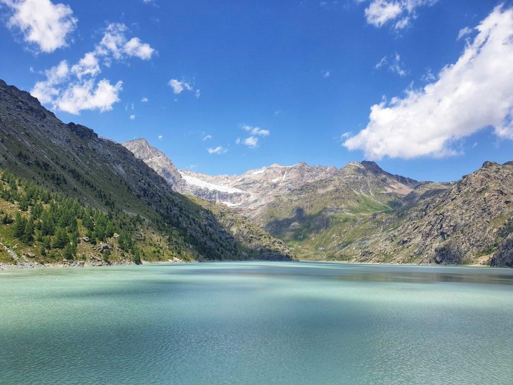 lago di gera valmalenco