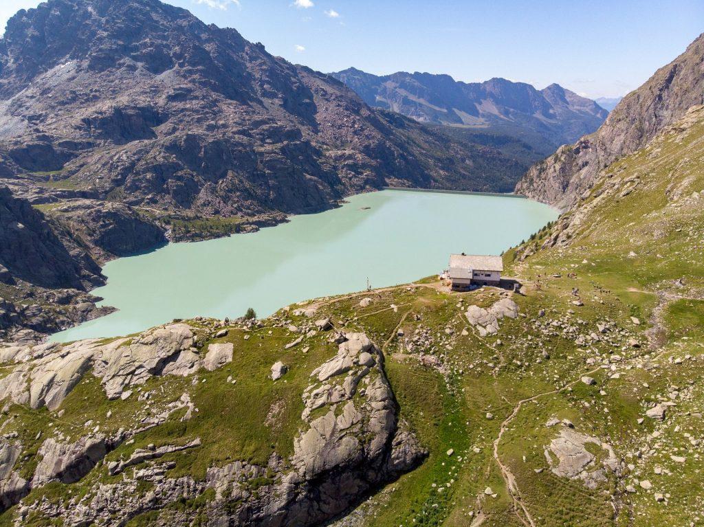 lago di gera valmalenco escursione