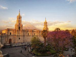 Arequipa la città bianca a 2.335 metri: Plaza de Armas, Monastero di Santa Catalina e Mirador