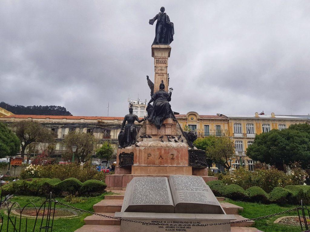 PIAZZA MURILLO