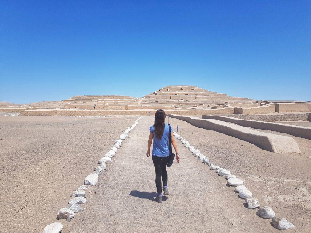 Piramide di Cahuachi