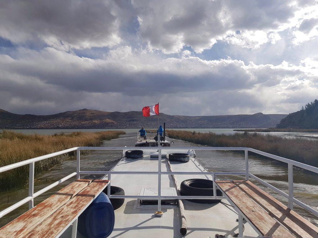 barca titicaca