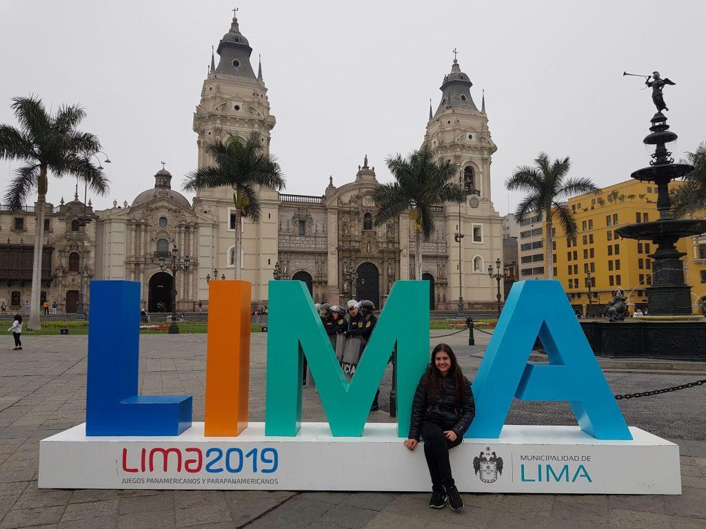lima capitale del Peru