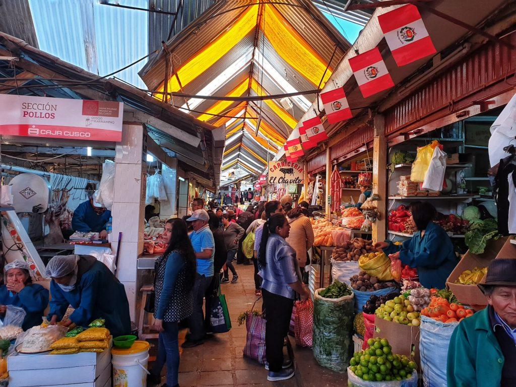 mercato casccaparo cusco