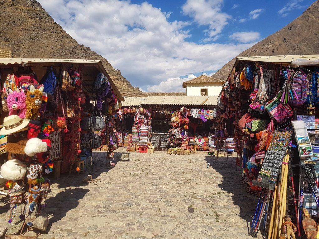 mercato chinchero valle sacra