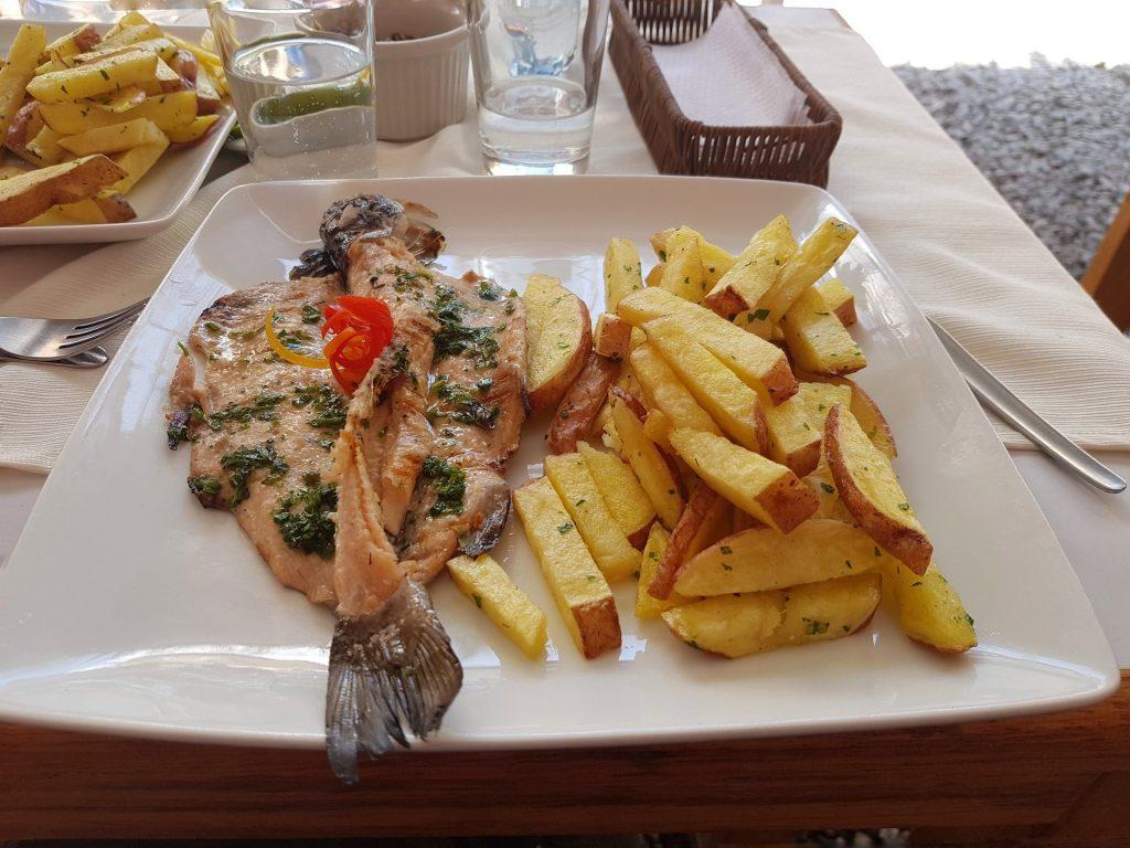 pranzo ad urubamba