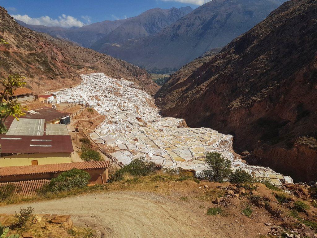 saline di maras valle sacra