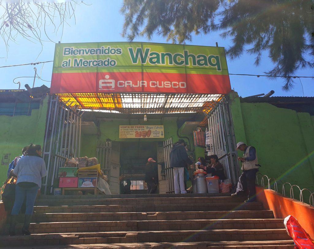 wanchaq market