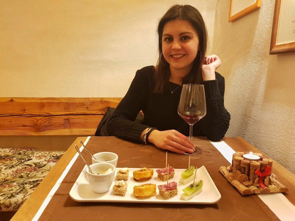 Aperitiv vini biologici Polisena