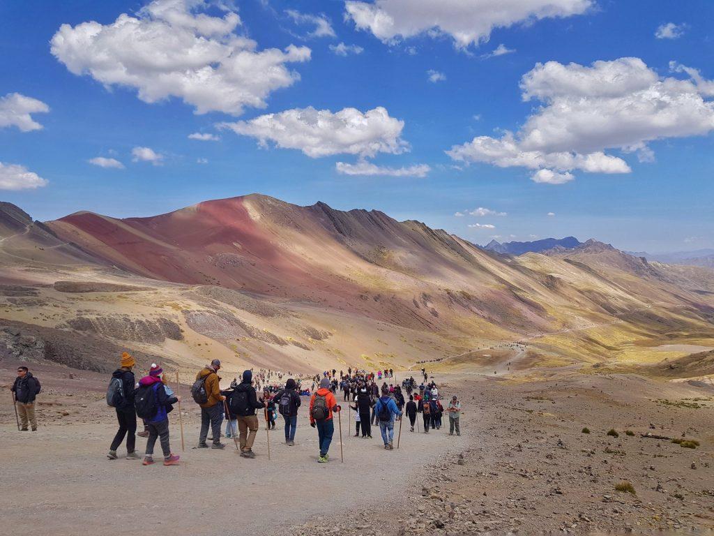 Vinicunca Montagne Arcobaleno Trekking a 5200 metri