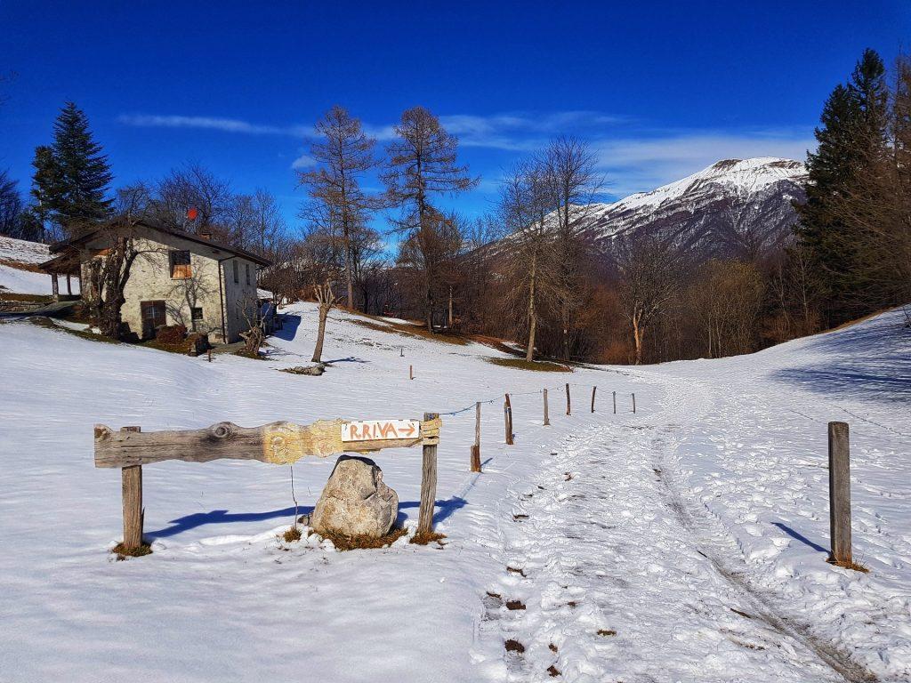 Indicazioni Rifugio Riva