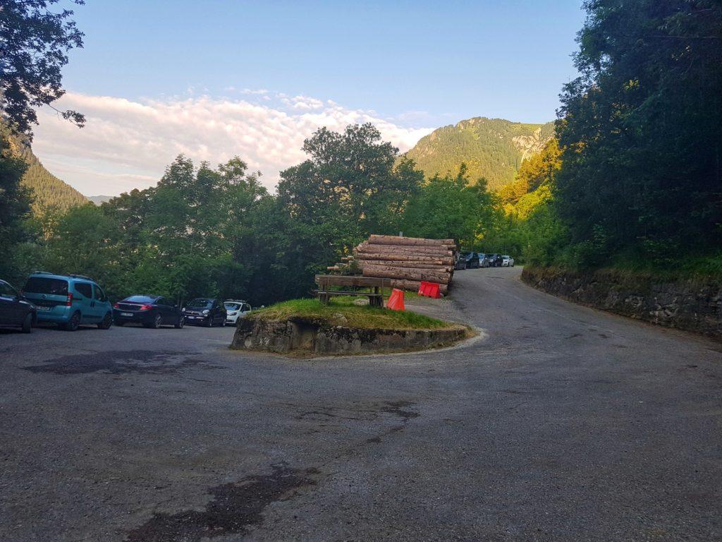 parcheggio via carisole
