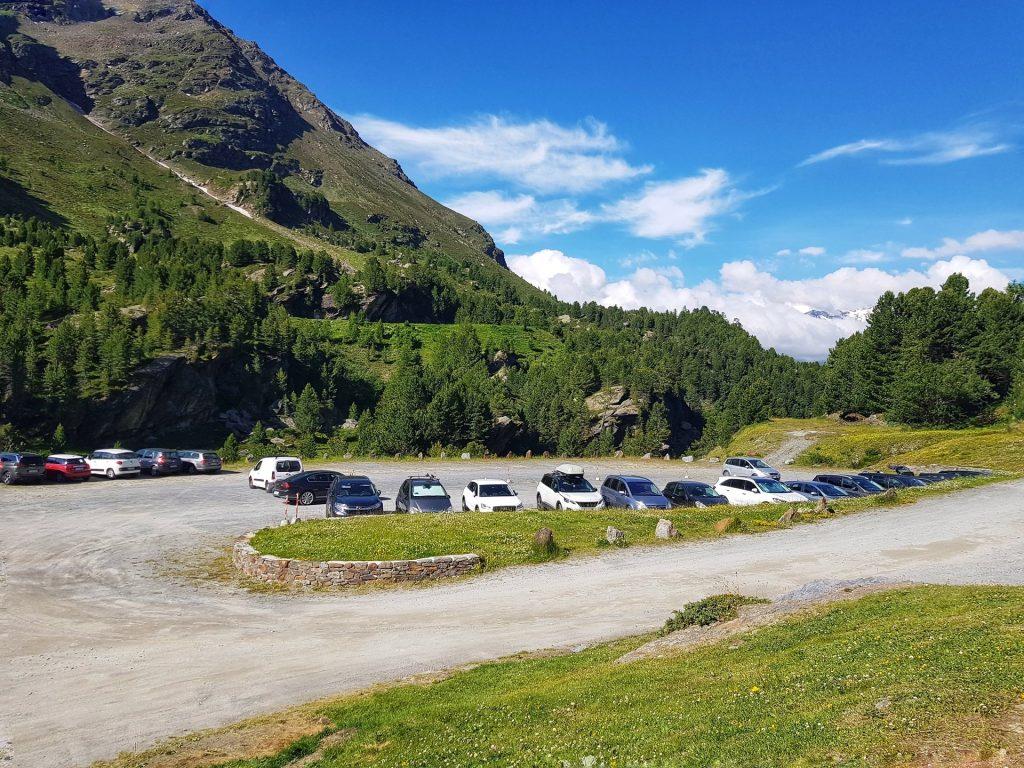 Parcheggio Rifugio Forni