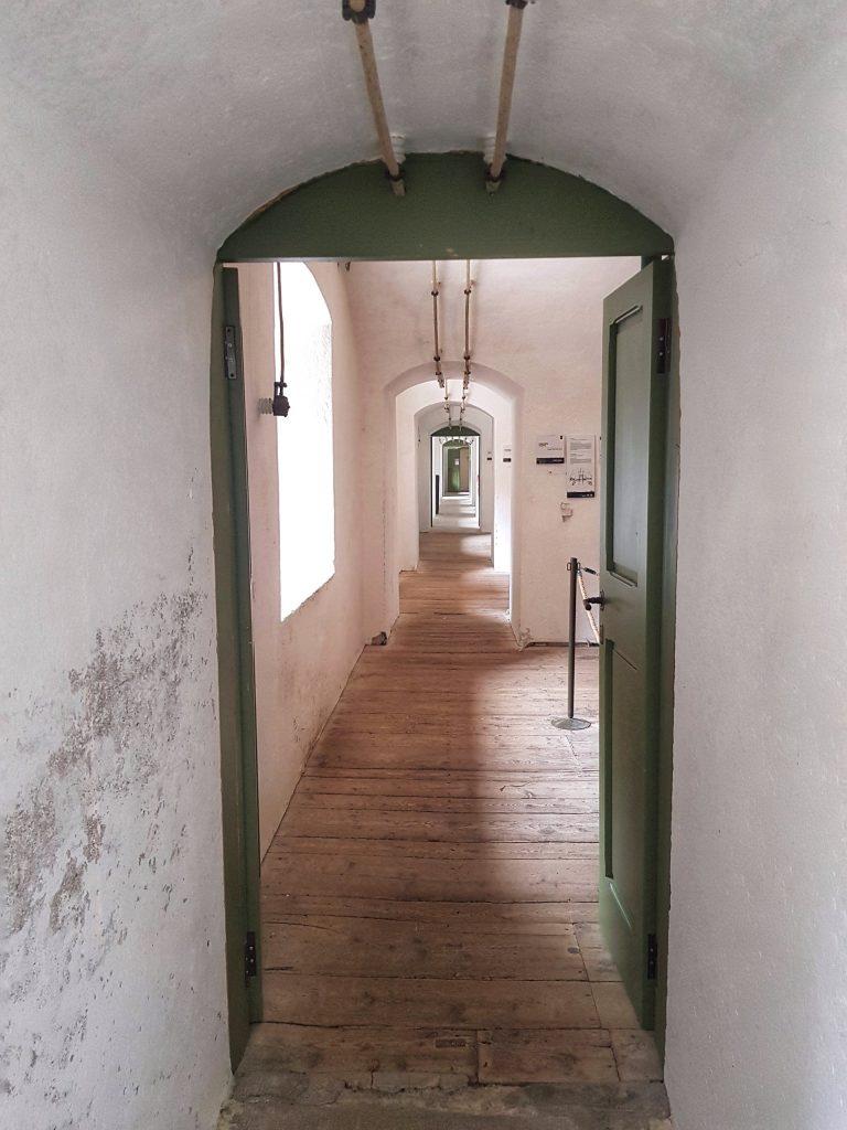 Corridoi Forte di Oga